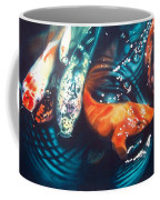 Water Ballet Coffee Mug