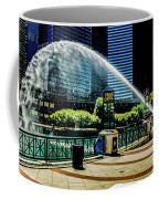 Water Canon In Color Coffee Mug