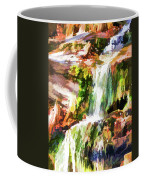 Water Cascading Coffee Mug