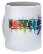 Water Colors Coffee Mug