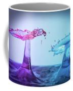 Water Drop 27 Coffee Mug