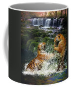 Water Fight Coffee Mug