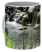 Water Flowing 2 Coffee Mug