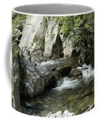 Water Flowing 5 Coffee Mug