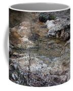 Water Going To The Falls Coffee Mug