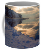 Water Ice Light And Highway 97 Coffee Mug