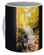 Water In Fall Coffee Mug