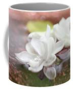 Water Lilac Coffee Mug