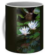 Water Lilies II Coffee Mug