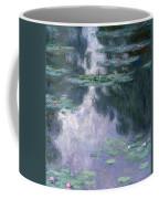 Water Lilies, Nympheas, 1907 Coffee Mug