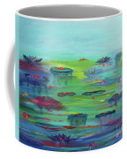 Water Lillies Coffee Mug