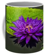 Water Lily 15-2 Coffee Mug