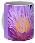 water lily 55 Ultraviolet Coffee Mug