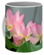 water lily 57 Pink Lotus Coffee Mug