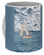 Water Marble Coffee Mug