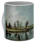 Water Meadows Near Salisbury Coffee Mug