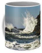 Water Meets Rock Coffee Mug