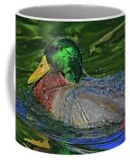 Water Off A Ducks Back Coffee Mug