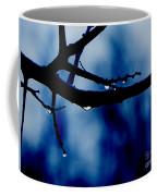 Water On Branch Coffee Mug