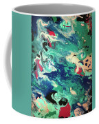 Water Panda Coffee Mug