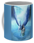 Water Pegasus Coffee Mug
