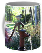 Water Pump Coffee Mug
