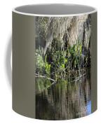 Water Reeds And Spanish Moss Coffee Mug