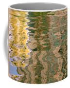 Water Reflections Coffee Mug by Yali Shi
