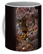 Water Sculpted Coffee Mug