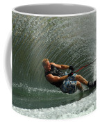 Water Skiing Magic Of Water 11 Coffee Mug by Bob Christopher