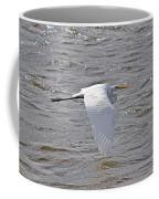 Water Skimming Coffee Mug