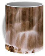 Water Softly Falling Coffee Mug