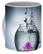 Water Splash  Coffee Mug
