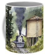 Water Stop Coffee Mug by Sam Sidders