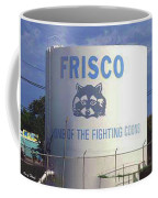 Water Tank With The Coons Coffee Mug