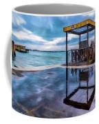 Water Taxi Coffee Mug