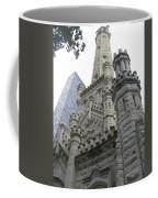 Water Tower And Sears Tower Coffee Mug