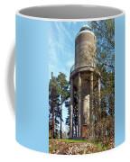 Water Tower In Malmi Cemetery Coffee Mug