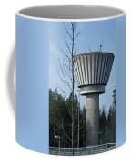 Water Tower Of Lohja  Station Coffee Mug