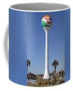 Water Tower - Pensacola Beach Florida Coffee Mug