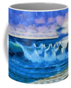 Water Unicorns Coffee Mug