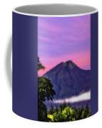 Water Volcano, Guatemala Coffee Mug