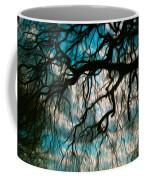 Water Willow Coffee Mug