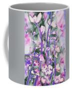 Watercolor - Cherry Blossoms Coffee Mug