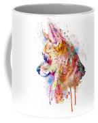 Watercolor Chihuahua  Coffee Mug