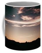Watercolor Clouds. Coffee Mug