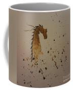 Watercolor Dragon Coffee Mug by Ginny Youngblood