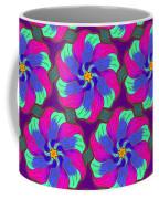 Watercolor Flowers Coffee Mug by Becky Herrera