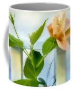 Watercolor Hibiscus Coffee Mug