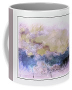 Watercolor Landscape Coffee Mug